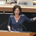 """Ramona Pop in der Aktuellen Stunde """"Recht auf Schutz und Asyl"""""""