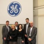 Besuch der GE Power Conversion
