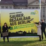 JA zum Volksentscheid am 3.11.13