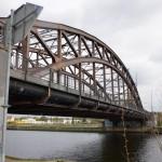Risse, Rost und bröckelnder Beton: Auf Brückentour mit dem Bauindustrieverband