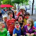 Grünes Kinderfest am Arkonaplatz