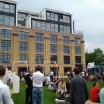 Campus für junge Unternehmer: Start-up-Zentrum Factory Berlin