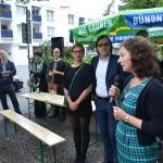 Grünes Sommerfest in Reinickendorf