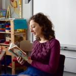 Vorlesetag an der Papageno Grundschule
