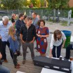 Startup-Tour mit Robert Habeck