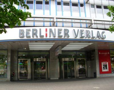 Berlin-Alexanderplatz/Berliner Verlag